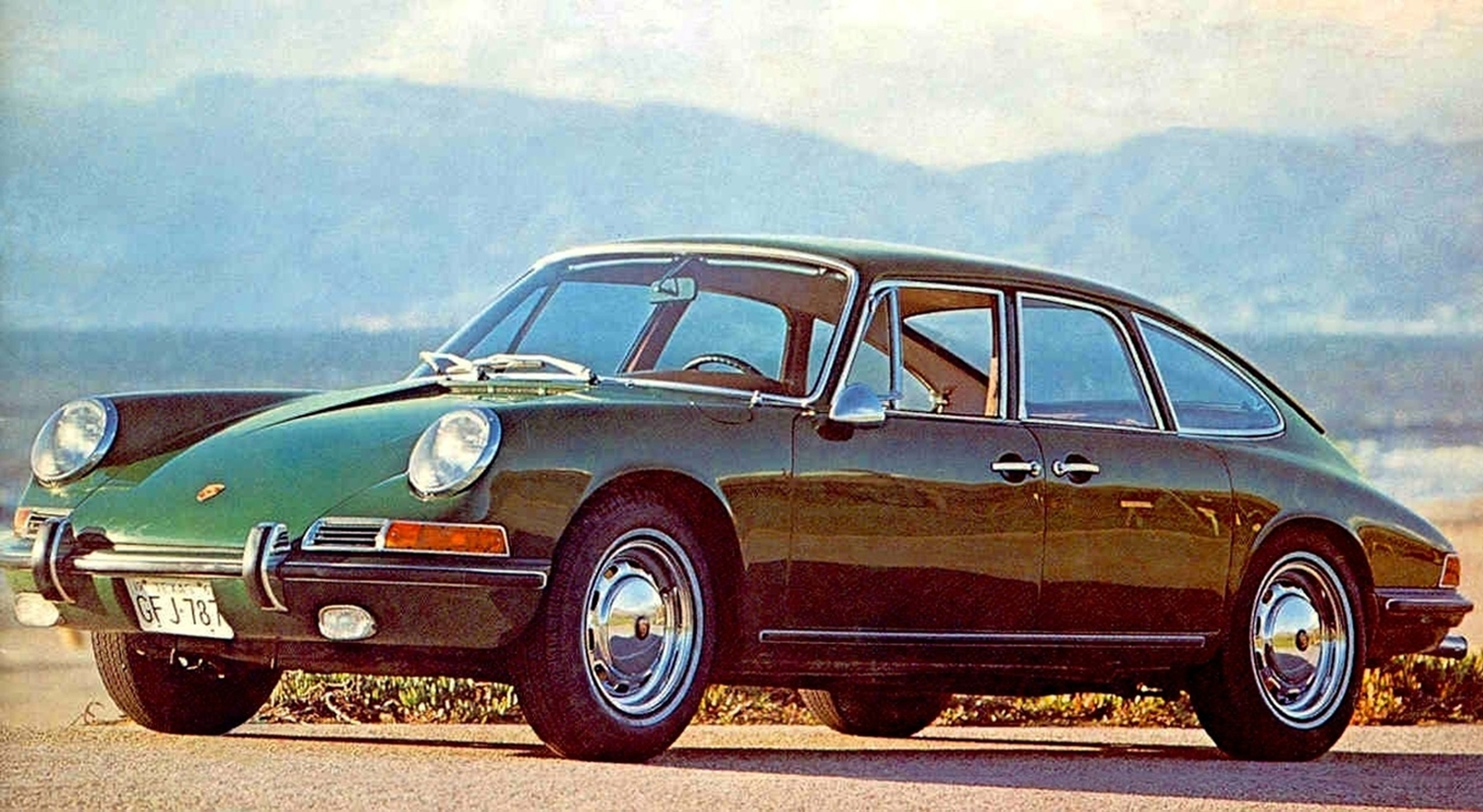 A 4 Door 911 For Christmas Classic Car Adventures